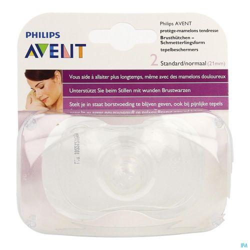 Philips Avent Protecteurs Tetons 2 SCF156/01