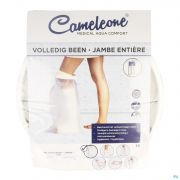 Cameleone Aquaprotection Jambe Entiere Transp M 1
