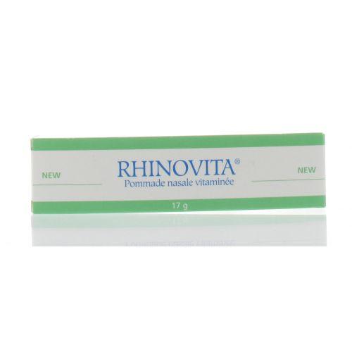 RHINOVITA POMMADE NASALE 17 G
