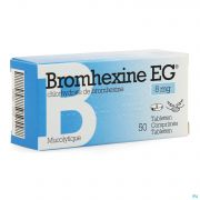 Bromhexine Eg Comp 50 X 8mg
