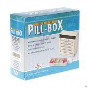 Pillbox Week/ Semaine
