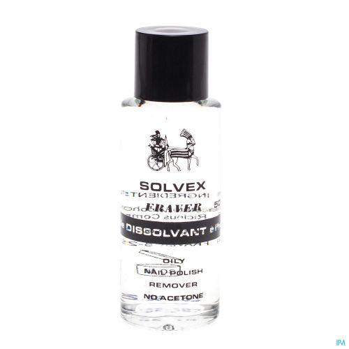 Dissolvant Blanc Fraver S/aceton 50ml