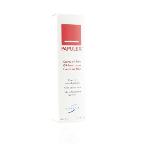PAPULEX OIL-FREE CREME 40 ML