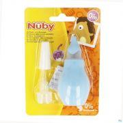Nuby Set mouche bébé et poire auriculaire - 0m+