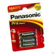 Panasonic Batterie Lr03 1,5v 4