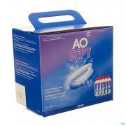 Aosept Plus Pack 6 Mois 5x360ml