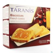 Taranis Biscottes 4x6 (250g) 4613