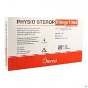 Physio Sterop Amp Ud 10 X 10ml