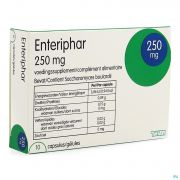 Enteriphar Caps 10x250mg