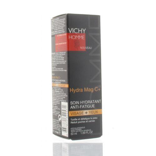 VICHY HOMME HYDRA MAG C+ HYDRATANT ET ANTI FATIGUE GEL 50 ML