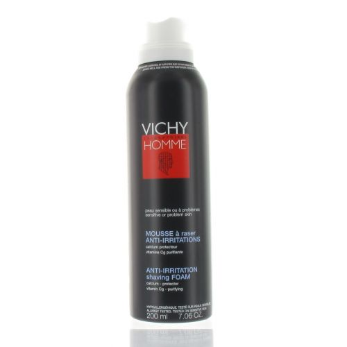 VICHY HOMME MOUSSE A RASER ANTI IRRITATIONS 200 ML