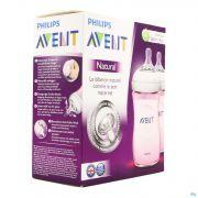 Philips Avent Biberon Duo Natural 260ml