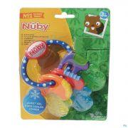 Nûby Clefs de dentition réfrigérante - 3m+