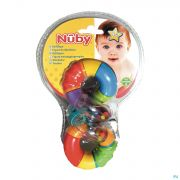 Nûby Jouet de dentition Twista™ - 6m+