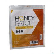 Honeypatch Moist Pans Alg. Ster 10x10cm 1 1058921