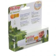 NUBY CITROGANIX GEL NETTOYANT DENTS DOIGT 20 G