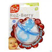 Raz Baby Anneau Dentition Razberry Baby Blue