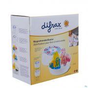 Difrax Sterilisateur Micro-ondes 968