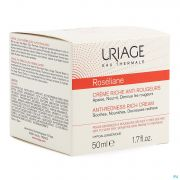 Uriage Roseliane Creme Riche A/rougeurs Pot 50ml
