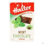 Halter Bonbon Menthe-chocolat Ss 40g