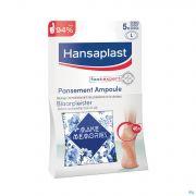 Hansaplast Sos Pansement Ampoules Petit Strip 6