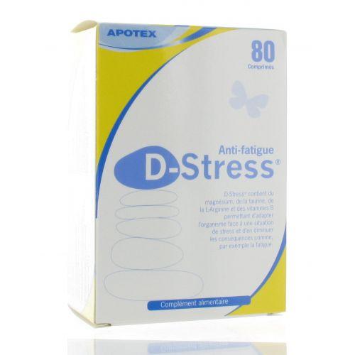 D-STRESS 80 COMPRIMES
