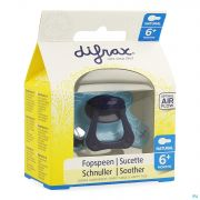 Difrax Sucette Natural 6+ M Boy