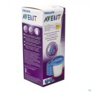 Philips Avent Via Natural Pots Consevation 180ml SCF619/05