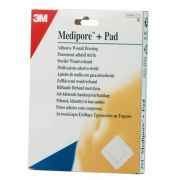 MEDIPORE + PAD 3M 10 X 10 CM (5)
