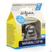 Difrax Sucett Natural 12+ M Boy