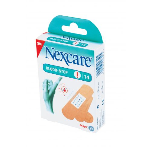 NEXCARE 3M BLOOD-STOP ASSORTIMENT (14)