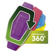 NEXCARE 3M COMFORT STRIP 360° COLOR (20)