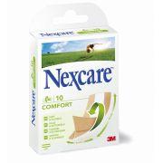 NEXCARE 3M COMFORT STRIPS 10 X 6 CM (10)