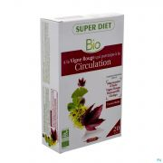 Super Diet Complexe Circulation Bio Amp 20x15ml