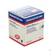 Elastomull Haft S/latex 10cmx20m Bleu 4537300