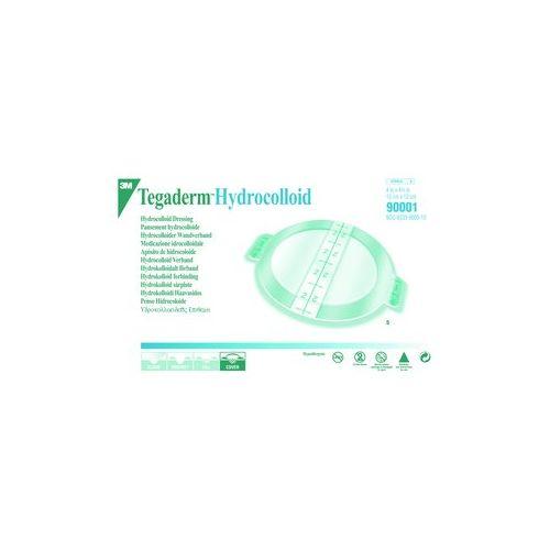 TEGADERM 3M HYDROCOLLOIDE SQUARE STERIL 10 X 10 CM (5)