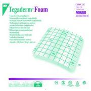 TEGADERM 3M FOAM DRESSING 10 X 10 CM (10)