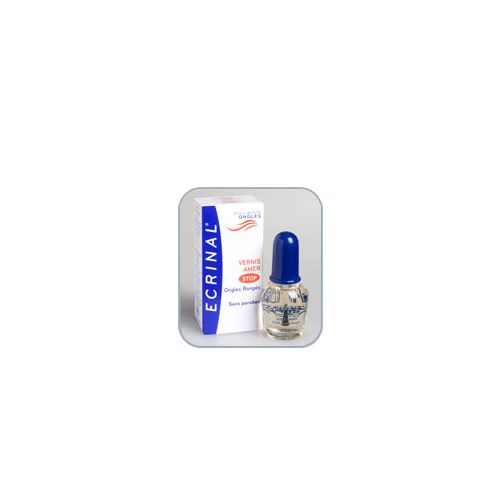 ECRINAL VERNIS AMER POUR LES ONGLES RONGES 10 ML