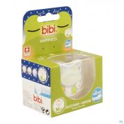 Bibi Sucette Dental Glow In The Dark +16m