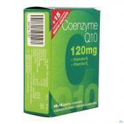 Coenzyme Q10 120mg Nf Tabl 45 + 15 Gratuit 6910