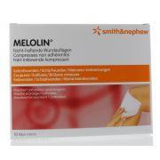 MELOLIN COMPRESSE STERILE 10 X 10 CM (10)