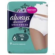 Always Discreet Incontinence Pants M 9