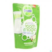 Dettol Foam Magic Aloe Vera/coco Splash Rech.200ml