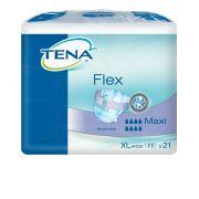 TENA FLEX MAXI EXTRA LARGE 105-155 CM (21)