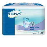 TENA FLEX MAXI LARGE 83-122 CM (22)