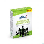 Etixx Magnesium Instant Stick Tropical 30 Sticks