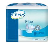 TENA FLEX PLUS EXTRA LARGE 105-155 CM (30)
