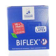 THUASNE BIFLEX 16+ MEDIUM STRCEH + INDIC. BEIGE 8CM X 3 M