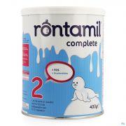 Rontamil 2 Complete Lait Nourisson 6-12m Pdr 400gr