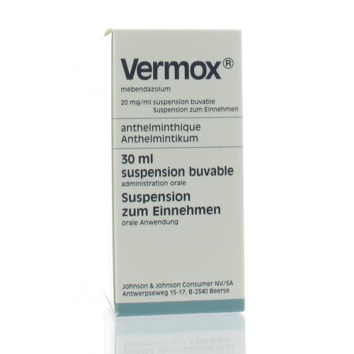 VERMOX, comprimate